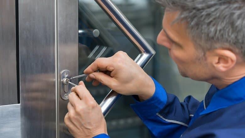 Slot vervangen van deur in Amsterdam
