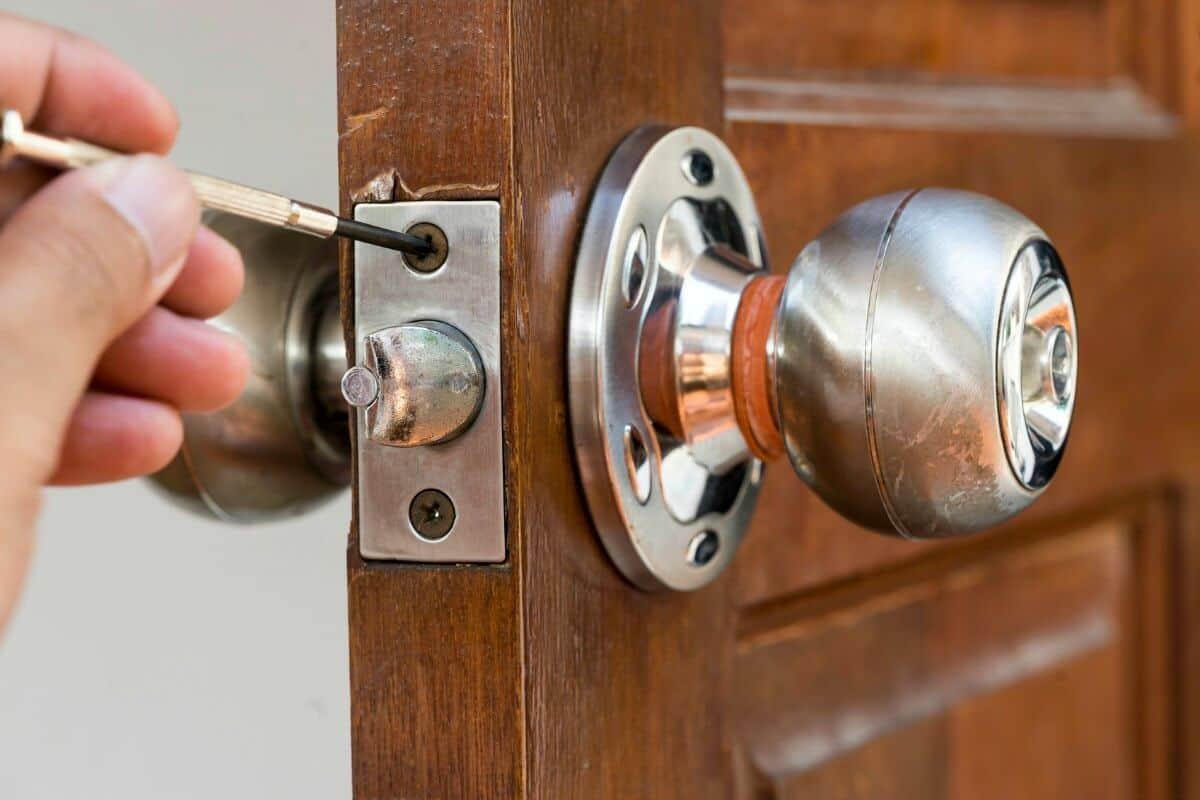 deur openmaken