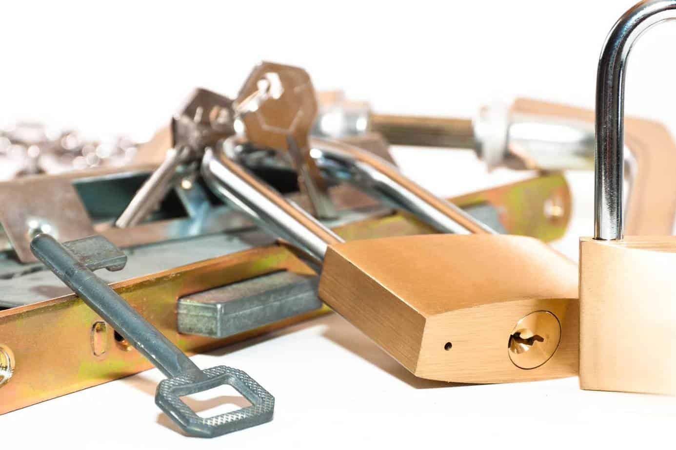 sleutel kwijt